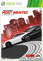 Need for Speed Most Wanted (Japan Version)