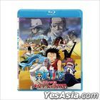 One Piece The Movie - The Desert Princess and the Pirates: Adventures in Alabasta (Blu-ray) (Hong Kong Version)
