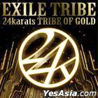 24karats TRIBE OF GOLD (SINGLE+DVD)(Hong Kong Version)