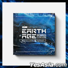 MCND Mini Album Vol. 1 - EARTH AGE (EARTH Version) + Poster in Tube (EARTH Version)