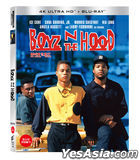 Boyz n' the Hood (4K Ultra HD + Blu-ray) (Slip Case Limited Edition) (Korea Version)