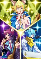 SHOW BY ROCK!! STARS!! Vol.2 [Blu-ray+CD] (Japan Version)