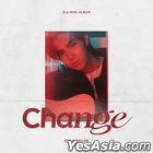 Kim Jae Hwan Mini Album Vol. 3 - Change (ing Version) + Poster in Tube (ing Version)