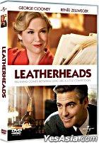 Leatherheads (DVD) (Hong Kong Version)