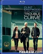 Trouble With The Curve (2012) (Blu-ray) (Hong Kong Version)