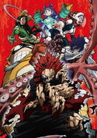 My Hero Academia 4th Vol.2 (Blu-ray)(Japan Version)