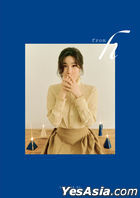 Lee Hae Ri Mini Album Vol. 2 - FROM H + Poster in Tube