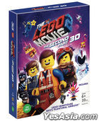 The Lego Movie 2: The Second Part (Blu-ray) (2-Disc) (Lego Mini Figure Limited Edition) (Korea Version)