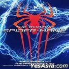 The Amazing Spider-Man 2 Original Soundtrack (OST) (Deluxe Edition) (2CD) (Taiwan Version)