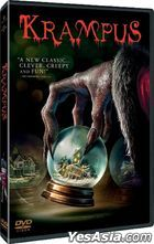Krampus (2015) (DVD) (Hong Kong Version)