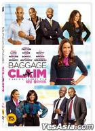 Baggage Claim (2013) (DVD) (Korea Version)