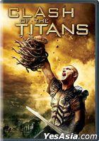 Clash Of The Titans (2010) (DVD) (US Version)