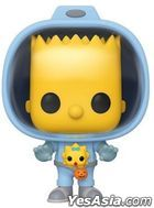 FUNKO POP! ANIMATION: Simpsons - Bart w/ Chestburster Maggie