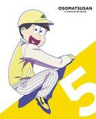 Osomatsu San 3rd Season Vol. 5 (DVD) (Japan Version)
