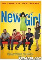 New Girl (DVD) (Ep. 1-24) (First Season) (US Version)