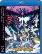 Gundam Build Divers Re:RISE Compact  Vol.2 (Blu-ray)(Japan Version)