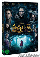 Into the Woods (DVD) (Korea Version)