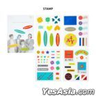 Sechskies 'All For You' Official Goods - Custom Sticker Set (Stamp)
