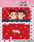 New 3DS LL Clear Hard Cover  Peko & Poko (Peko & Poko) (日本版)