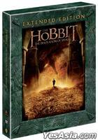 The Hobbit: The Desolation of Smaug (DVD) (5-Disc Extended Edition) (Digipak Special Edition) (Korea Version)