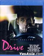 Drive (2011) (Blu-ray) (Taiwan Version)