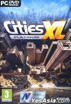 Cities XL (Platinum) (英文版) (DVD 版)