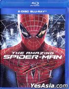 The Amazing Spider-Man (2012) (Blu-ray) (2-Disc Edition) (Hong Kong Version)