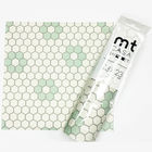 mt Masking Tape : mt CASA Sheet 230mm Tile Hexagon (3 Sheets)