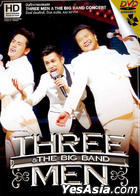 Three Men & The Big Band Concert (DVD) (Thailand Version)