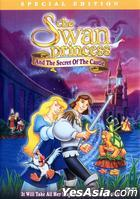 The Swan Princess and the Secret of the Castle (1997) (DVD) (US Version)