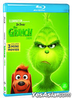 The Grinch (2018) (Blu-ray) (Korea Version)