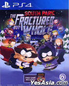South Park: The Fractured but Whole (Asian English Version)