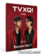 TVXQ! - Beyond LIVE BROCHURE TVXQ! Beyond the T