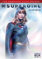 Supergirl Season 5 DVD Complete Box (Japan Version)