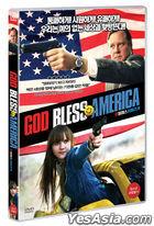 God Bless America (DVD) (Korea Version)
