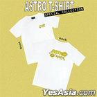 Astro Stuffs - Special Collection T-Shirt (White) (Size L)