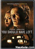 You Should Have Left (2020) (DVD) (US Version)