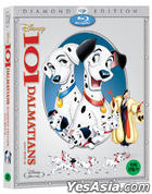 101 Dalmatians (1961) (Blu-ray) (Korea Version)