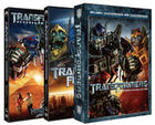 Transformers 1 & 2 Double Pack (DVD) (Japan Version)