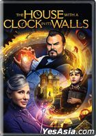 The House with a Clock in its Walls (2018) (DVD) (US Version)