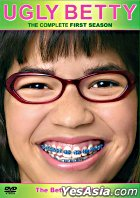 Ugly Betty (DVD) (The Complete First Season) (Hong Kong Version)
