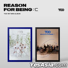 TOO Mini Album Vol. 1 - REASON FOR BEING: Benevolence (uTOOpia + dysTOOpia Version) + 2 Posters in Tube