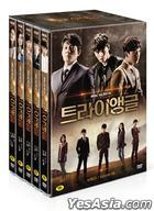 Triangle (DVD) (9-Disc) (English Subtitled) (MBC TV Drama) (Korea Version)