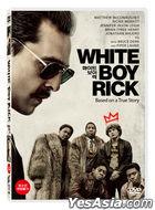 White Boy Rick (DVD) (Korea Version)