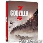 Godzilla (2014) (4K Ultra HD + Blu-ray) (Steelbook) (Taiwan Version)