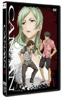 Canaan (DVD) (Vol.5) (Japan Version)