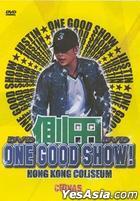 Justin Lo - One Good Show! Hong Kong Coliseum Live Karaoke (2DVD)