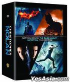 Christopher Nolan Director's Collection (DVD) (7-Disc) (Box Set) (First Press Limited Edition) (Korea Version)