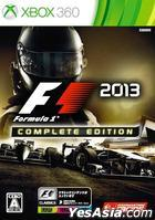 F1 2013 Complete Edition (Japan Version)