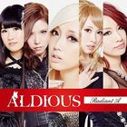 Radiant A (ALBUM+DVD) (First Press Limited Edition)(Japan Version)